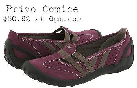 Privo Comice Lightweight And Comfortable Travel Shoe