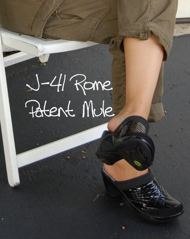 j 41 rome crinkle - photo#3