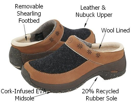Ulu meribel wooly warm winter clog barkingdogshoes com