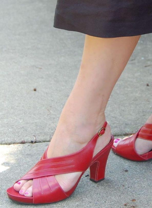 Comfortable Women's Shoes   Clark's Navan Slingback Review