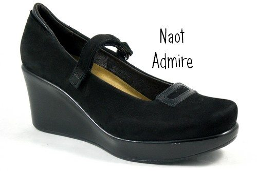 Comfortable Women's Shoes | Naot Admire Wedge