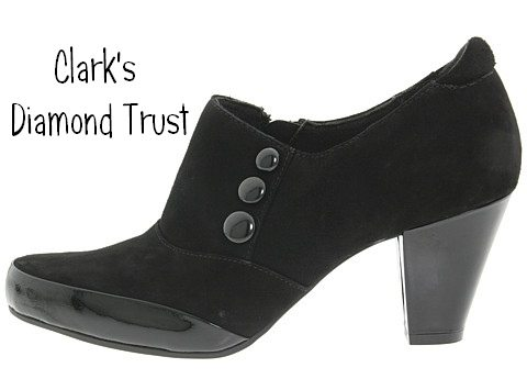 Comfortable women's dress shoes clarks
