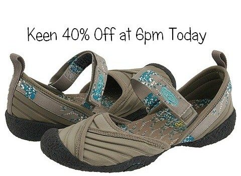 Keen Sale Today At 6pm