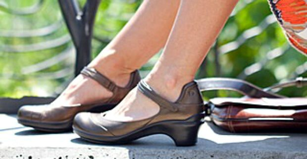 Comfortable Shoes For Narrow Heels Wider Forefoot