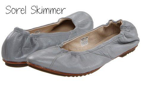 Comfortable Stylish Flats For Narrow Heels