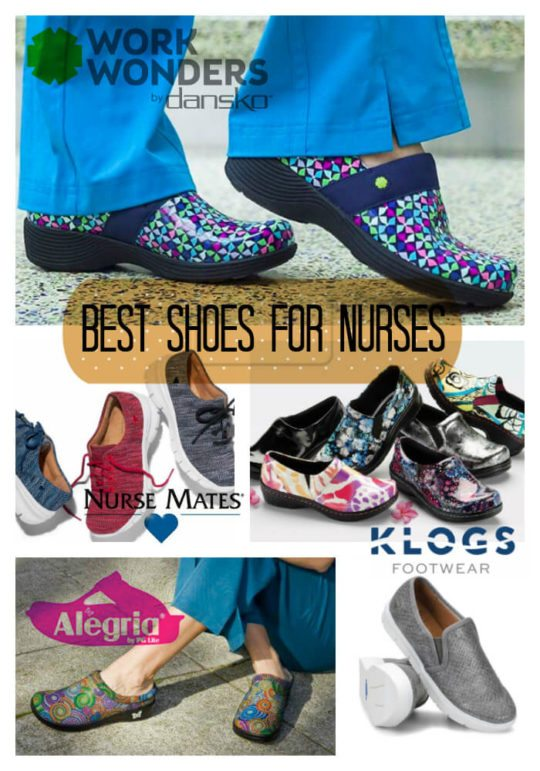 Comfortable Shoes For Healthcare Professionals