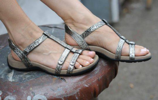 Sandals for Plantar Fasciitis : Taos Trophy