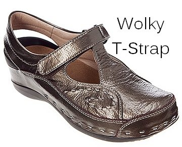 Wolky T Strap