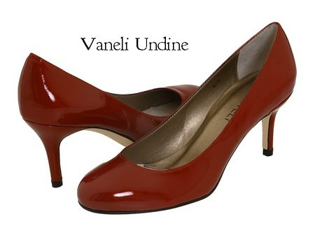 But For Those Well Accustomed To Three Inch Heels The Vaneli Undine Is A Kinder Gentler Option Customers Like Rounded Toe Box And Wider
