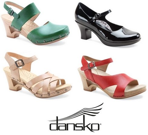 Comfortable Heels With Arch Support