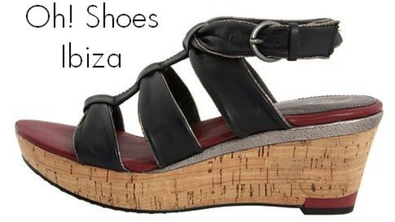 Oh! Shoes | Sexy Healthy Heels (and Flats)