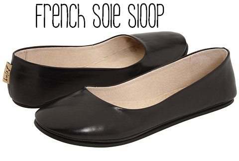 French sole sloop  sc 1 st  Barking Dog Shoes & Reader Question: Stylish Flats for Hammertoes Aboutintivar.Com