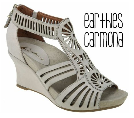 Earthies Carmona Review | A Heel For High Arches