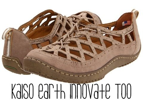 Kalso earth innovate too