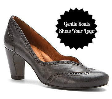 Gentle souls show your logo