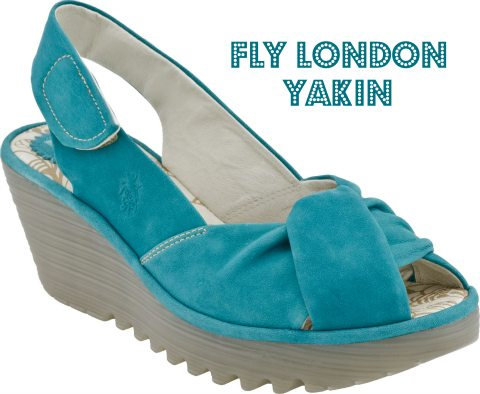 sandals for bunions : Fly london yakin