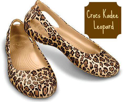 The Jayna and Kadee are available at Crocs.com , Zappos , and 6pm.com