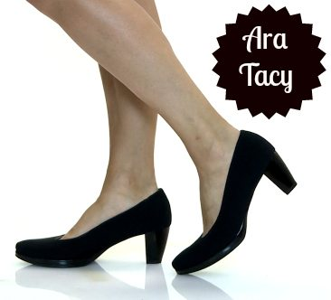 shoes for bunions : Ara shoes