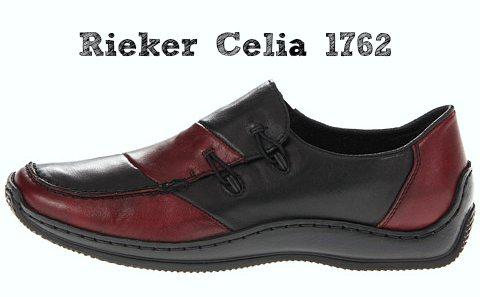 Rieker L1775 Celia 75 Women's Casual Shoe (Whiskey