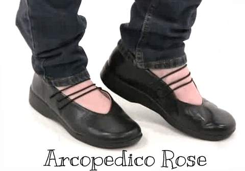 shoes for bunions: Arcopedico Rose
