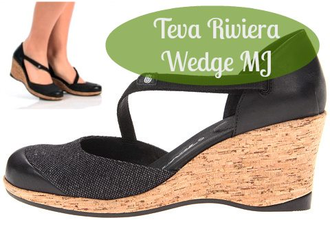 Teva riviera wedge mj