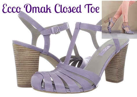 Ecco omak closed toe
