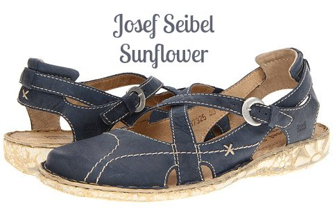 Josef seibel sunflower