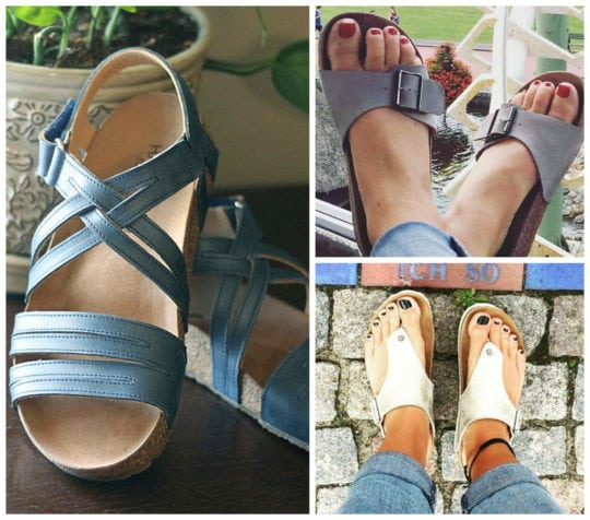 Reader Request: 5 Plantar Fasciitis Sandals with Style and ...