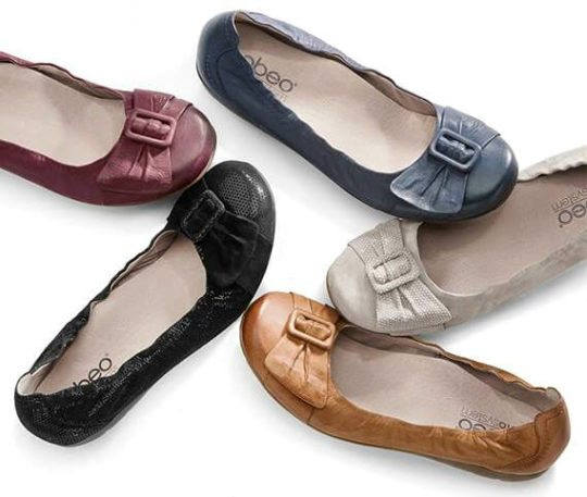 Cute shoes with arch support