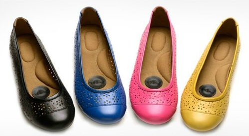 5 comfortable flats with arch support
