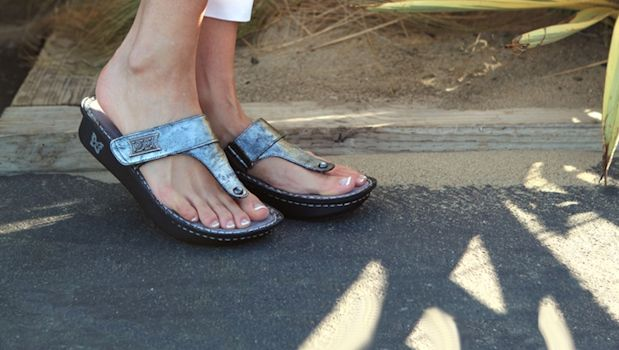 Alegria Carina Sandal Review
