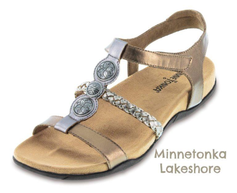 Chaussures - Sandales Entredoigt Minnetonka xQDpXUymJ