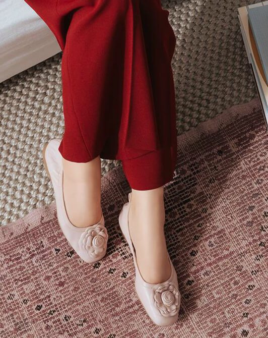 5 Graceful Flats With Arch Support (Yes, it's true!)
