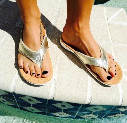 Spenco Sandals Total Support Lightweight Yumi Sandal
