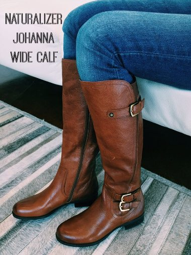 Wide Calf And Narrow Calf Tall Boots