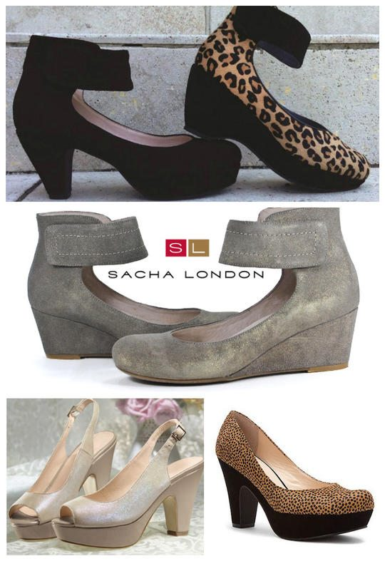 Festive Gorgeous Sacha London Shoes Heels And Wedges