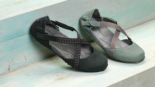 Barkingdogshoes Com 187 7 Flats With Arch Support