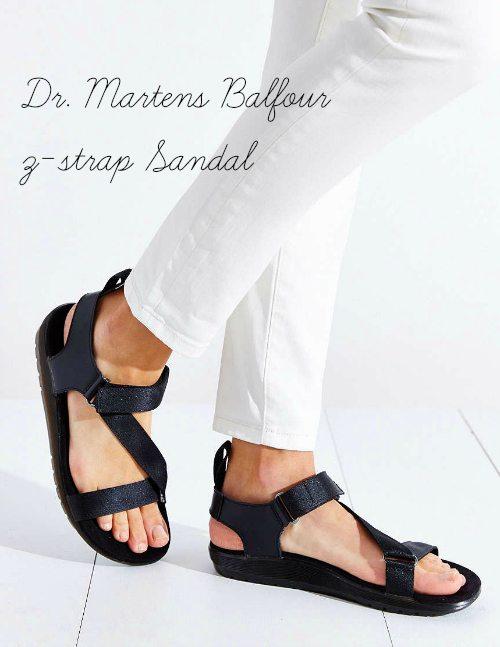 5 Comfortable Stylish Travel Sandals