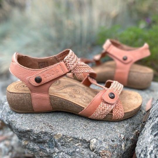 Hallux Rigidus Sandals - Taos Trulie