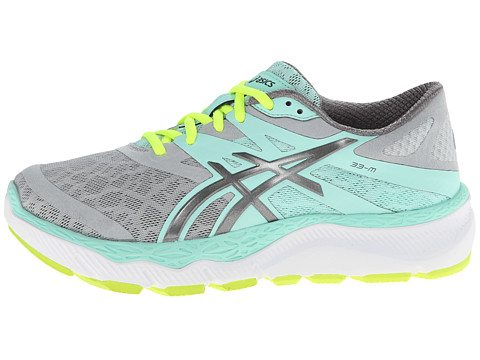 2 Asics 33 M Look At All That Cushion You Don T Need To Be A Runner Benefit From This New Style By The Solyte Midsole Is More Lightweight Than