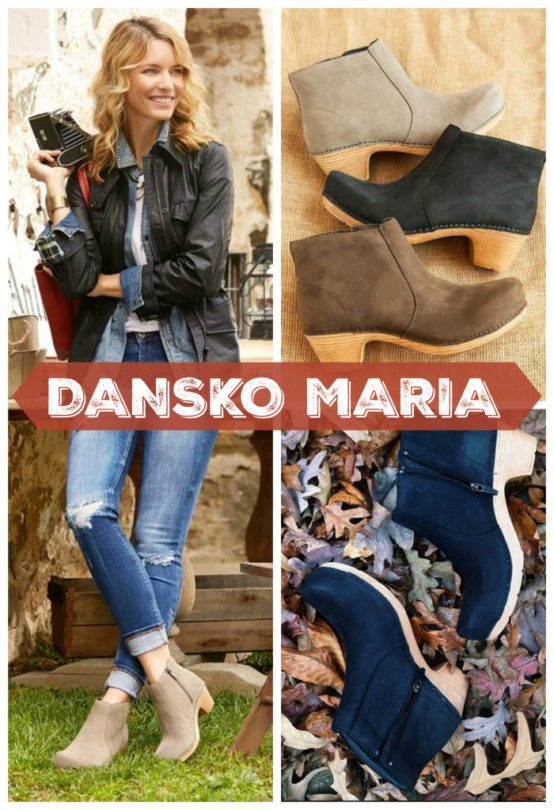 Dansko Boots And Some Other Great New Dansko Styles