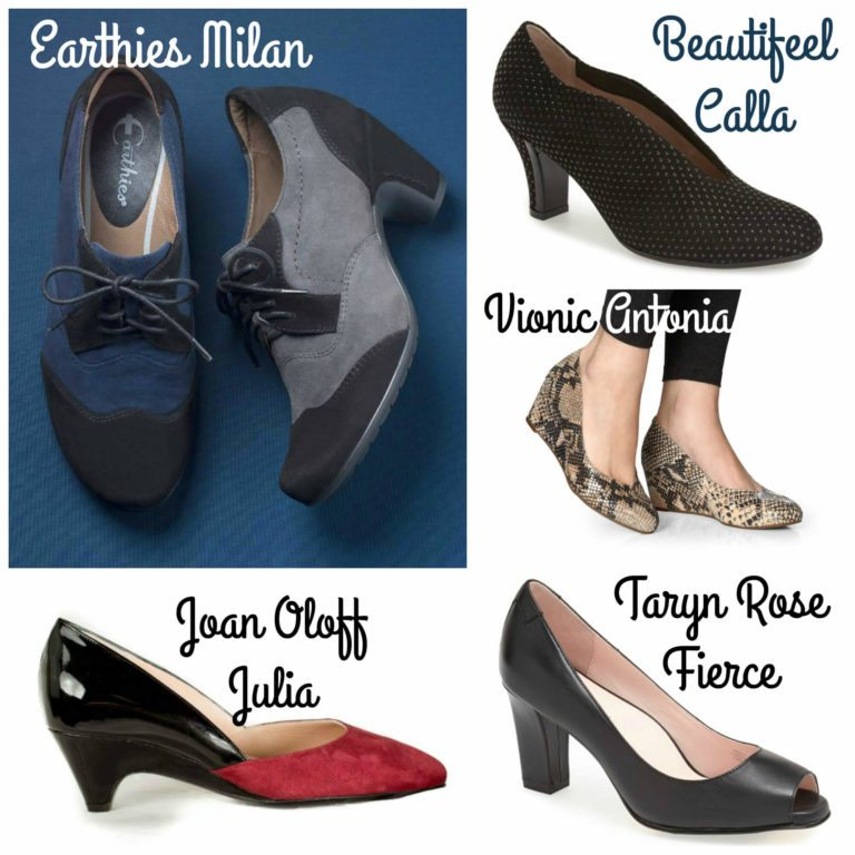 Dress Heels with Arch Support