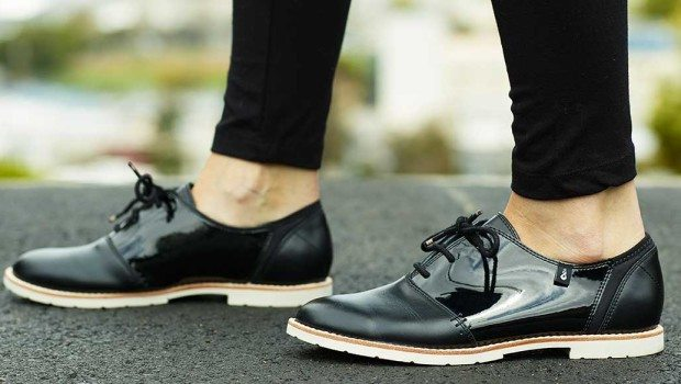 Oxford Shoes By Ahnu The Emery