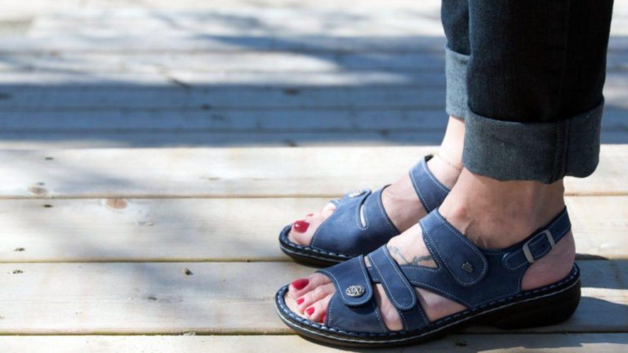 Finn Comfort - Promising Shoes for Foot