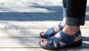 Finn Comfort Sandals from Strides Pedorthics