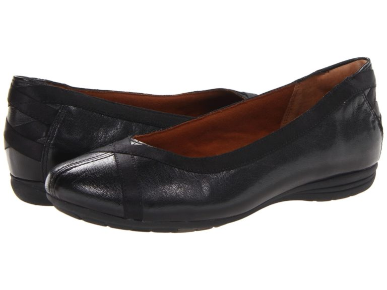 Womens sandals with arch support - Fantastic Flats The Rockport Cobb Hill Revchi Ballet Flat