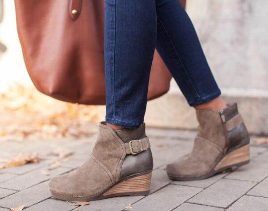 Dansko Shirley Ankle Boot