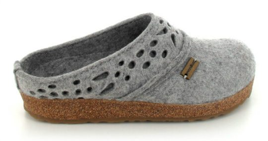 Comfortable Slippers: Haflinger Lacey