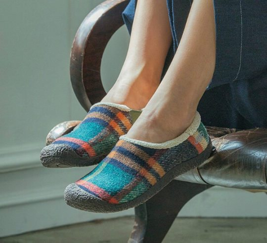 Comfortable Slippers: Keen Howser Wool Slide