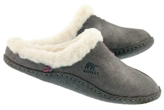 Comfortable Slippers: Sorel Nakiska Slide